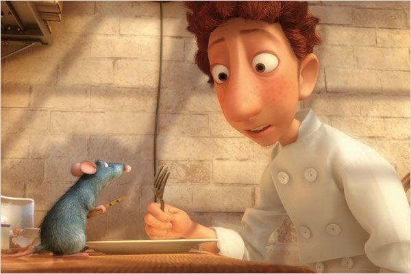 [critique] Ratatouille : la Bonne Recette de Pixar