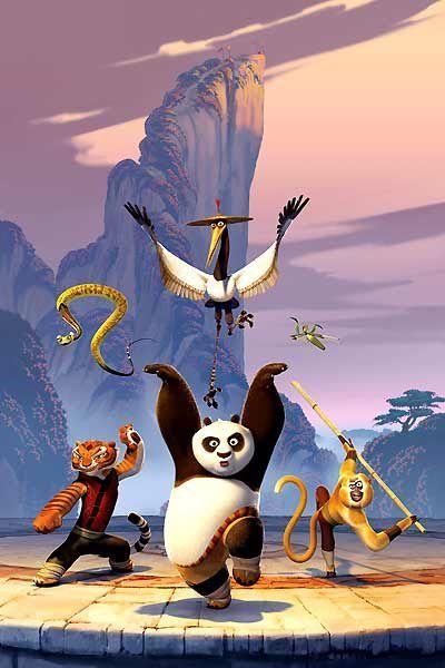 [vite vu] Kung-Fu Panda : fun & efficace