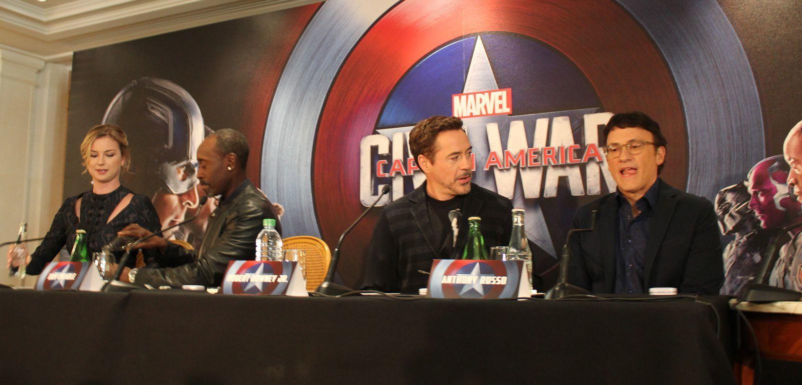 [critique] Captain America : Civil War