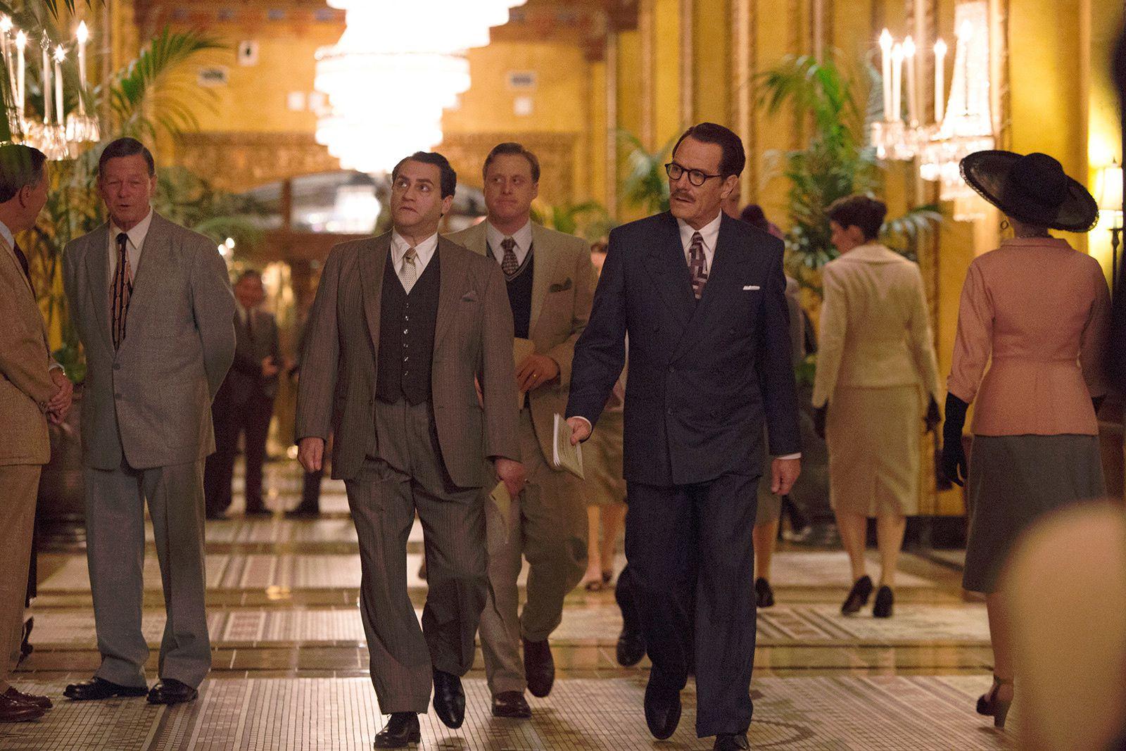 [critique] Dalton Trumbo : paranoïa à Hollywood