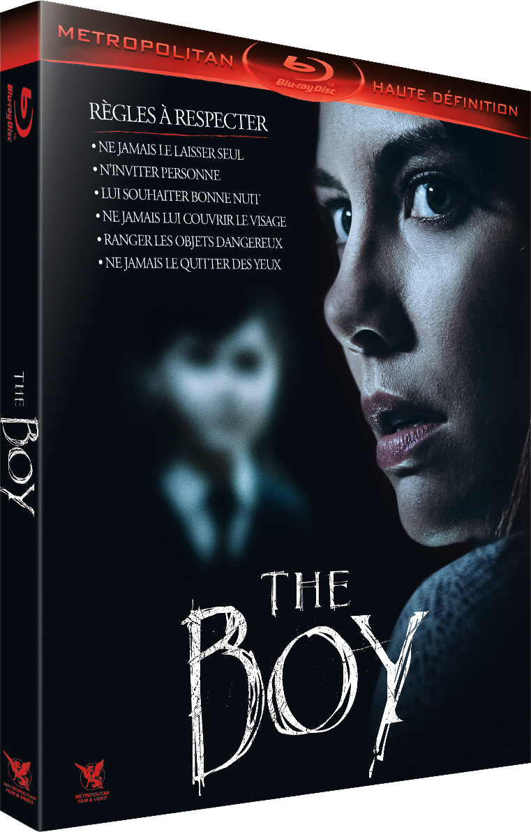 the Boy : It's alive ?