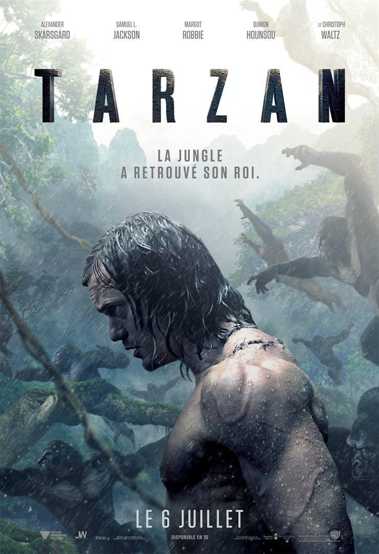 Tarzan : remake réussi
