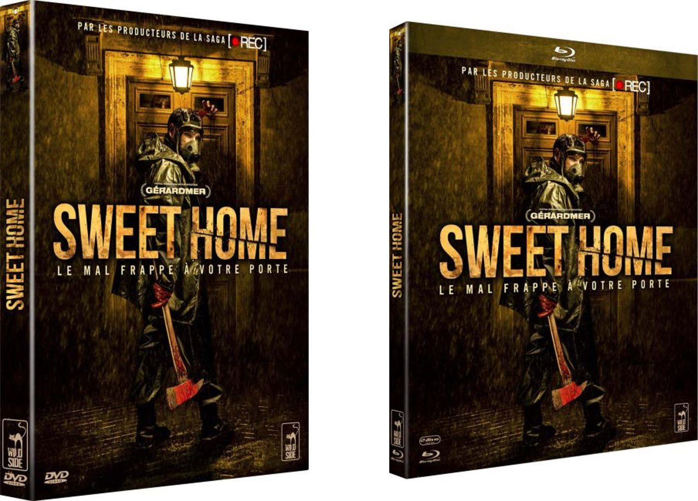[concours] Sweet Home : 3 DVD à gagner !