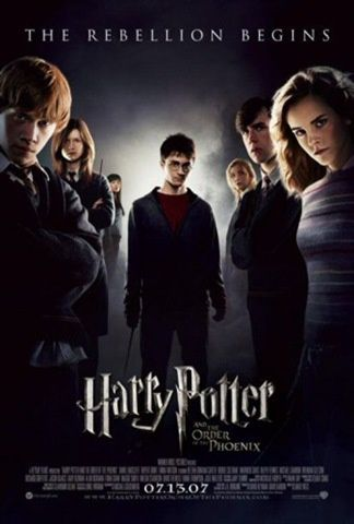 [critique] Harry Potter & l'Ordre du Phénix