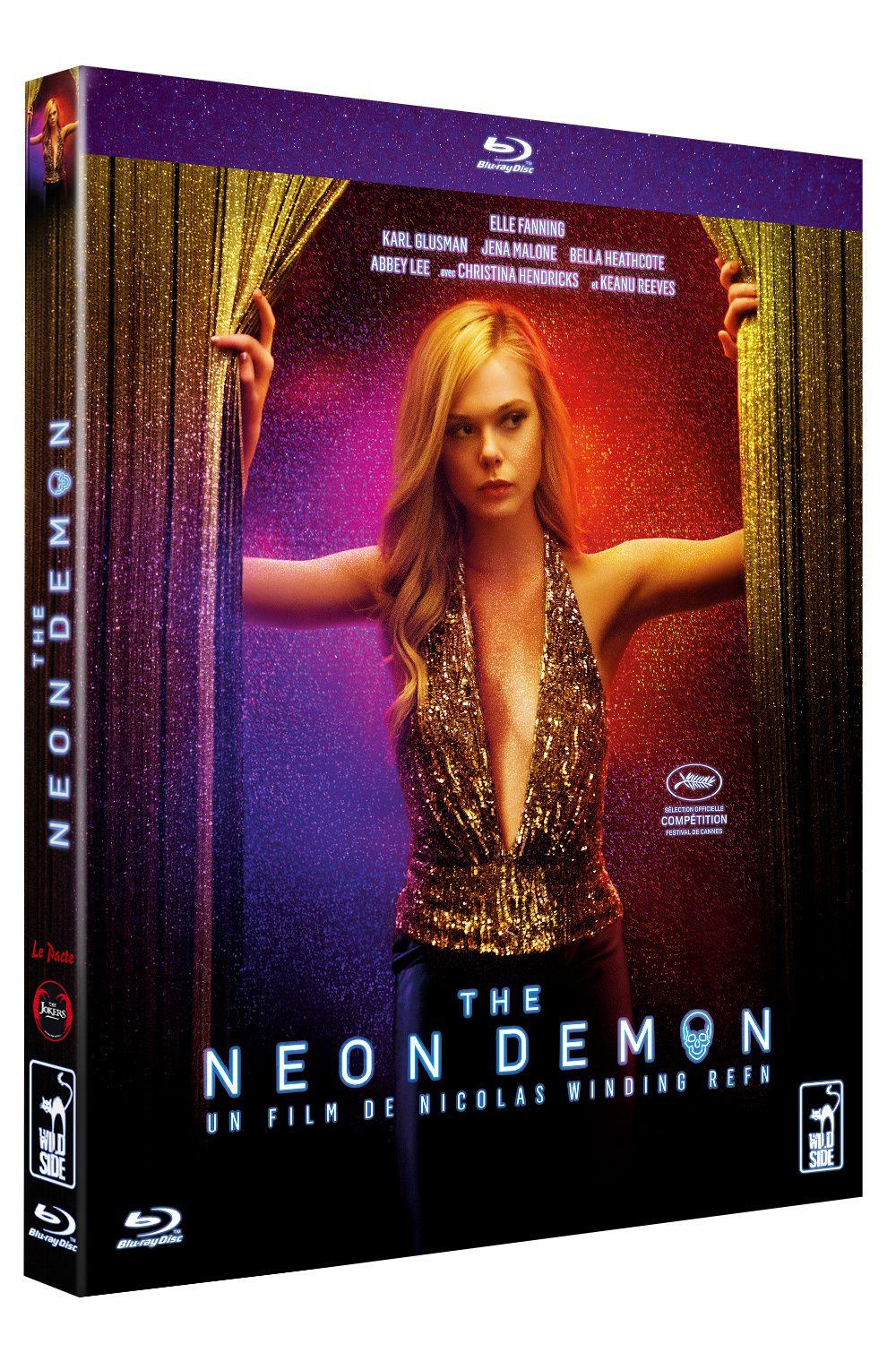 [concours] the Neon Demon : des DVD et Blu-rays à gagner