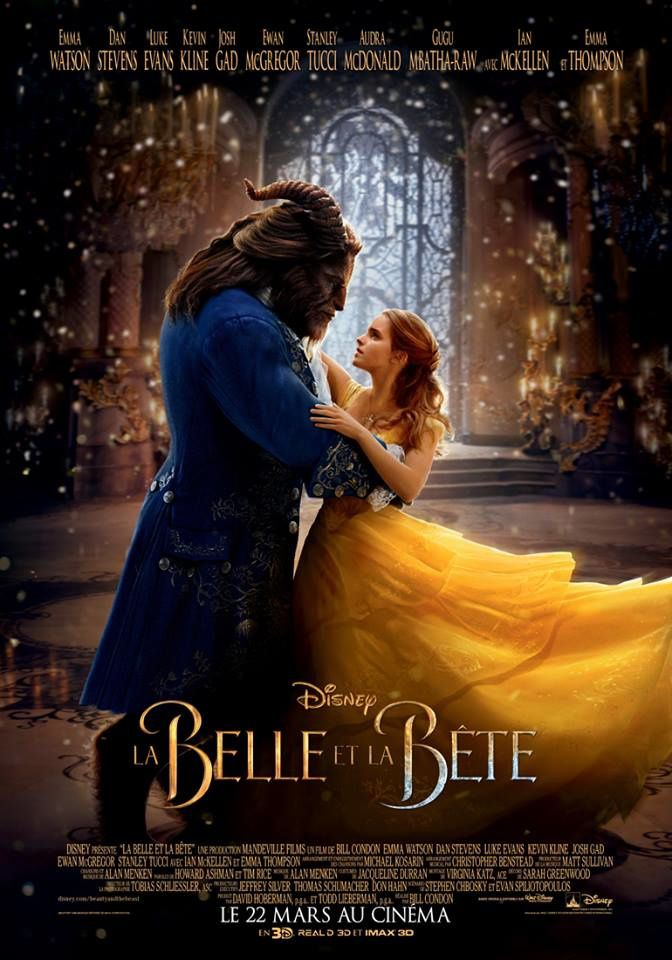 [critique] la Belle & la Bête : version Disney, mais en live !