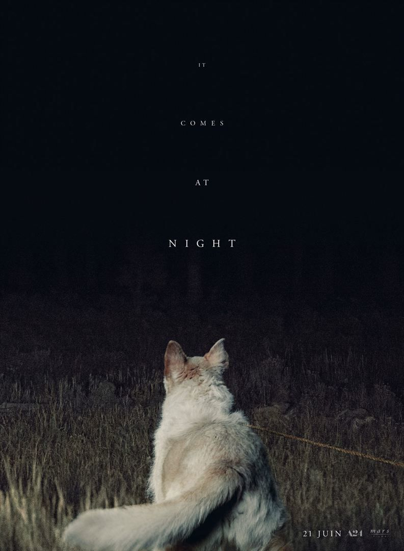 It comes at night : le 21 juin 2017 sur nos écrans