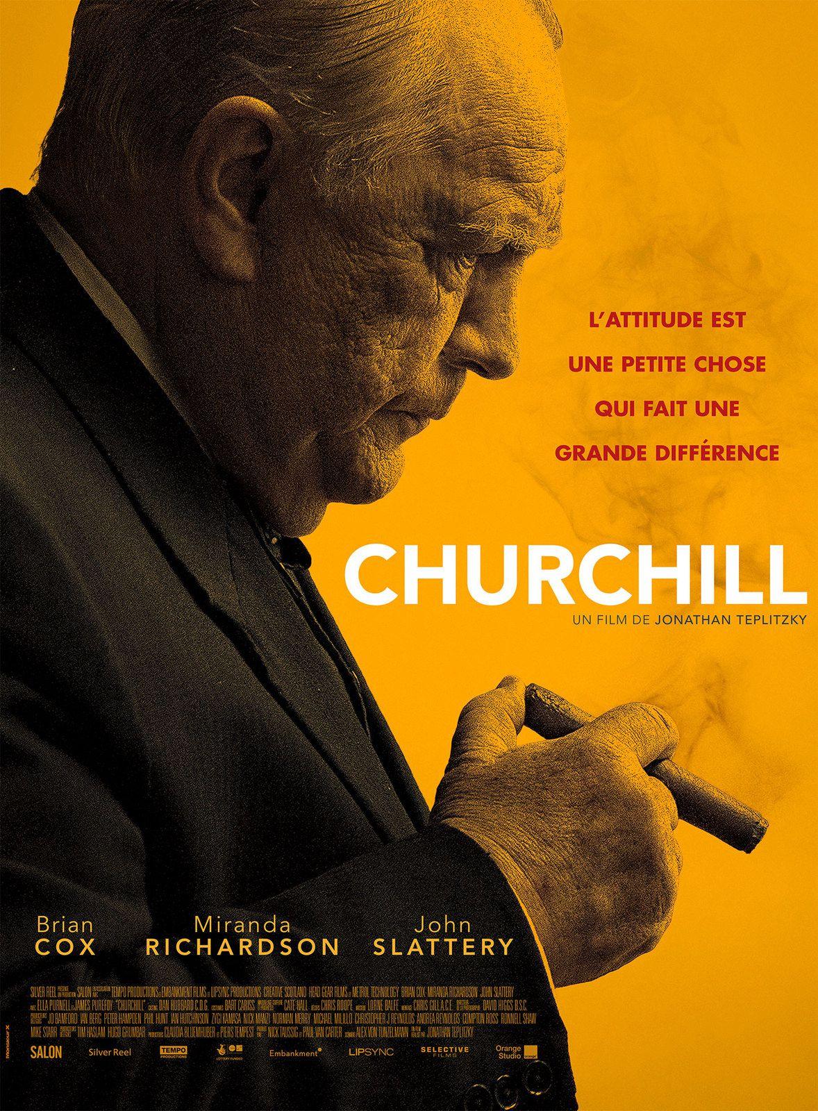 Churchill : en salles le 31 mai