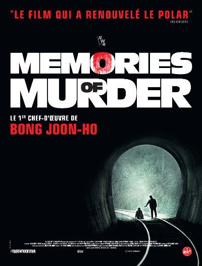 Memories of murder : la version 4K en salles le 5 juillet !
