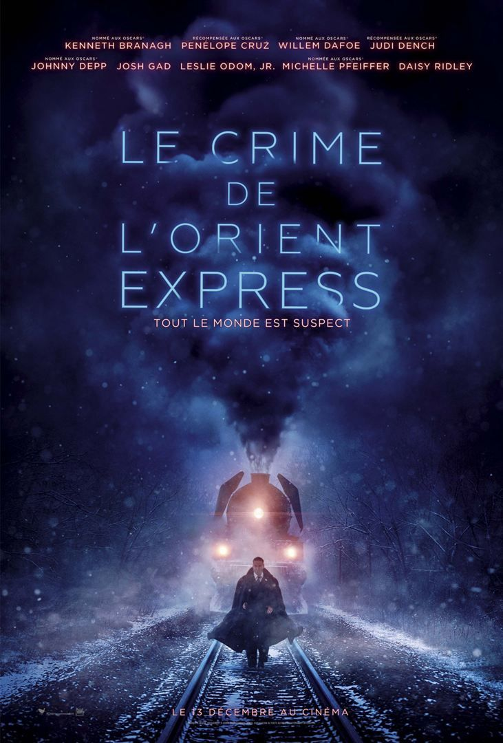 [critique] le Crime de l'Orient Express (2017)