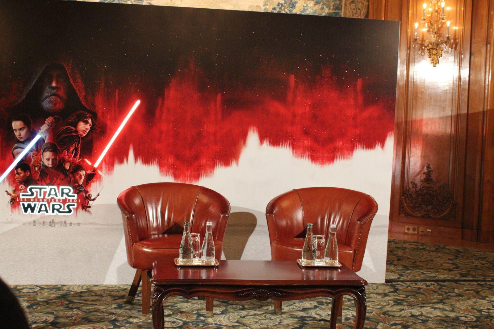 Star Wars : rencontre avec Rian Johnson & Ram Bergman