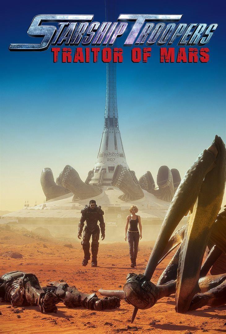 Starship Troopers : Traitor Of Mars en vidéo depuis le 3 janvier