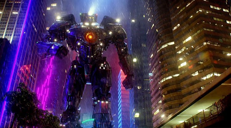 [test] Pacific Rim en UHD 4K