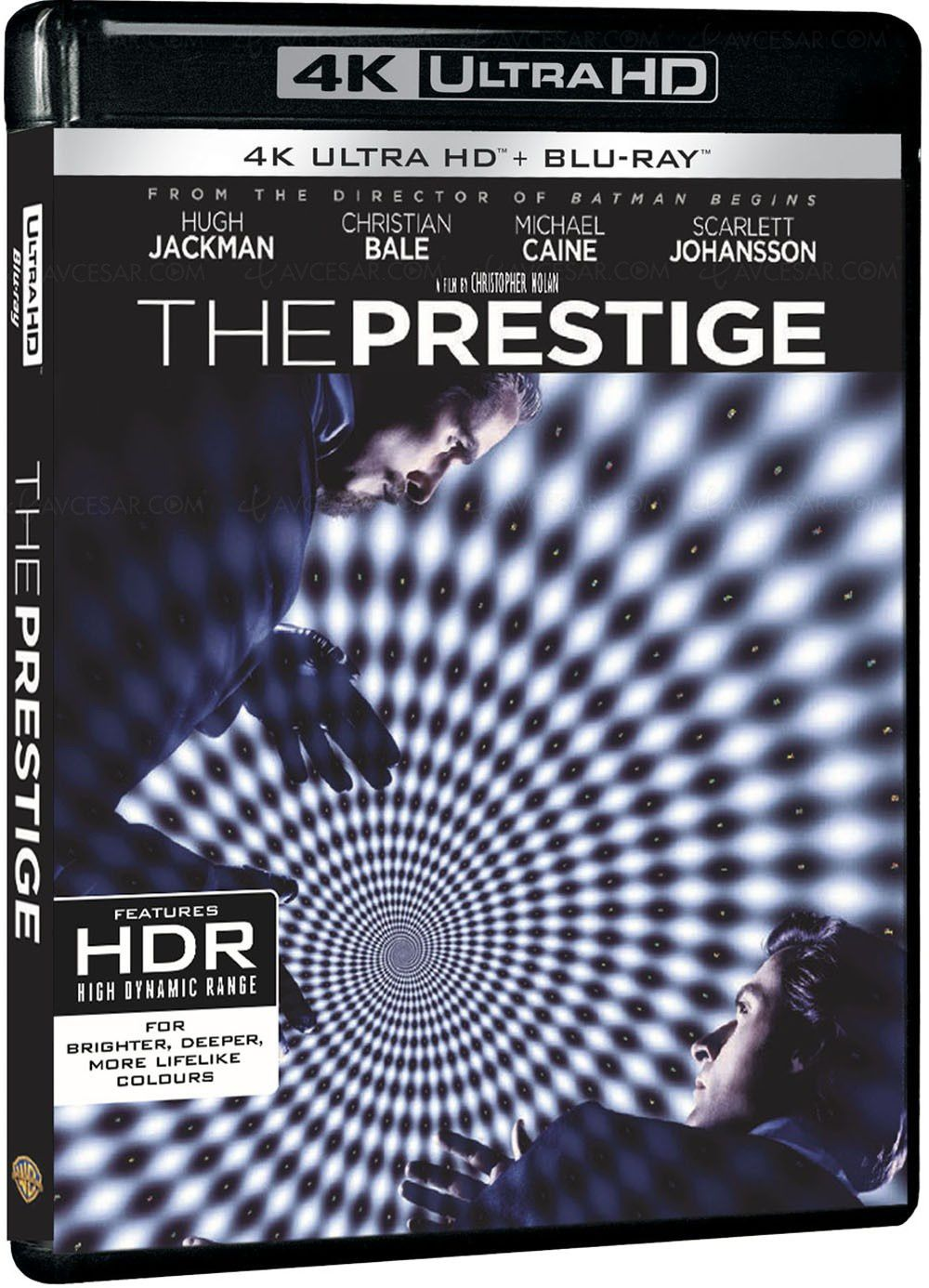 [test] le Prestige en Ultra HD 4K