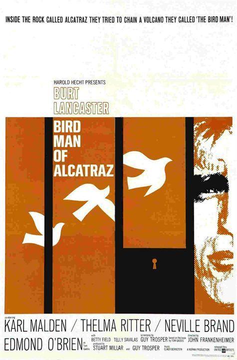 le Prisonnier d'Alcatraz en vidéo le 5 juin 2018