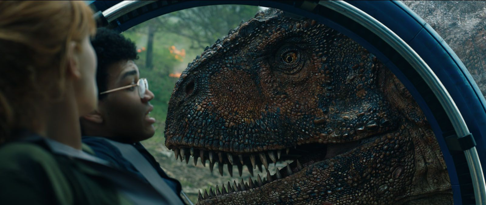 [critique] Jurassic World : Fallen Kingdom