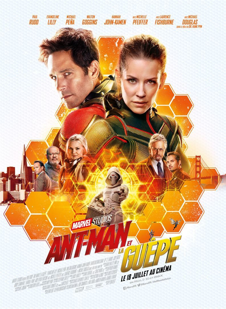 [critique] Ant-Man & la Guêpe