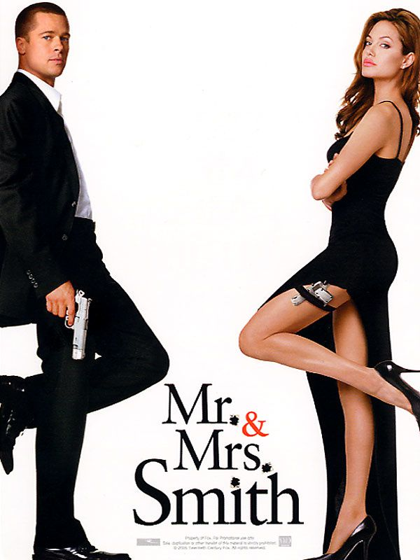 [critique] Mr & Mrs Smith