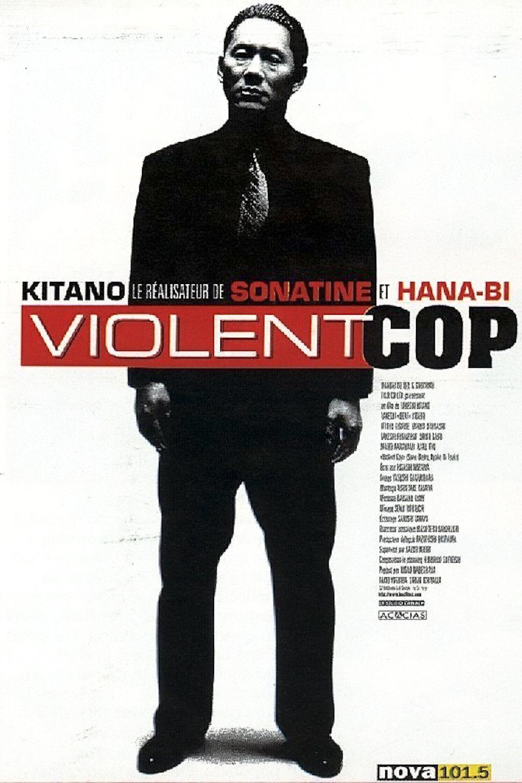 [critique] Violent Cop, la première bombe Kitano