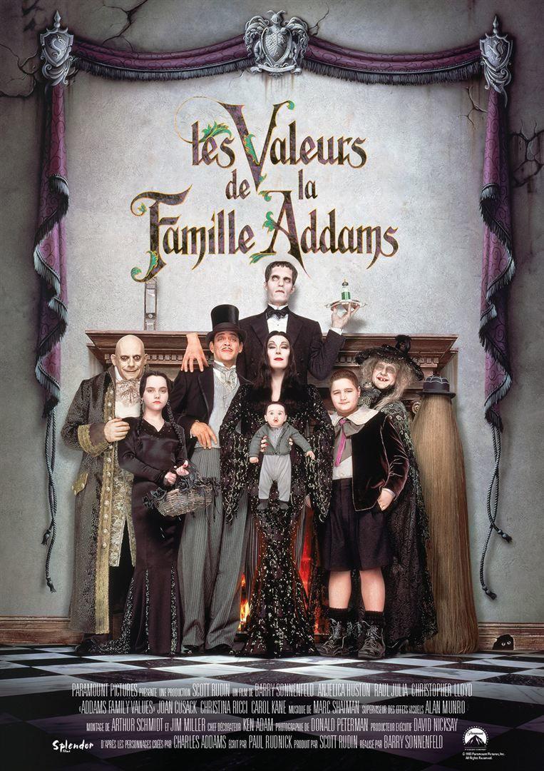 [critique] les Valeurs de la Famille Addams