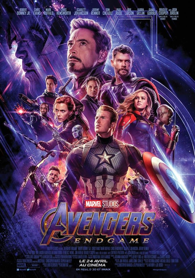 [critique] Avengers : Endgame