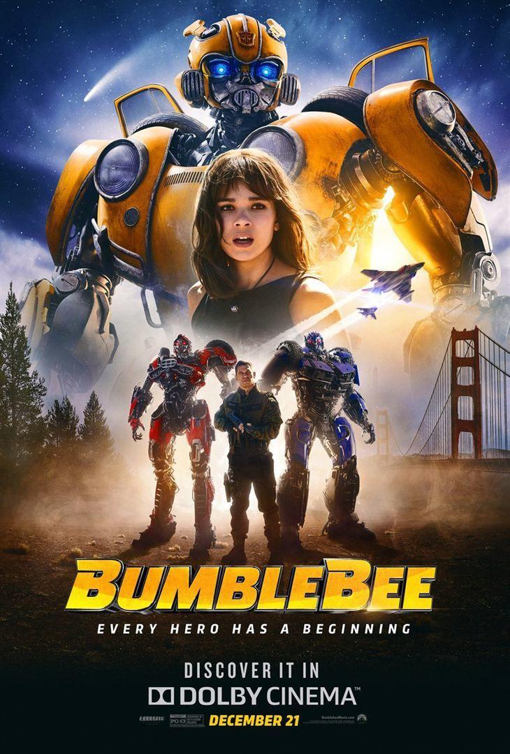 Bumblebee : en vidéo à partir du 30 avril 2019