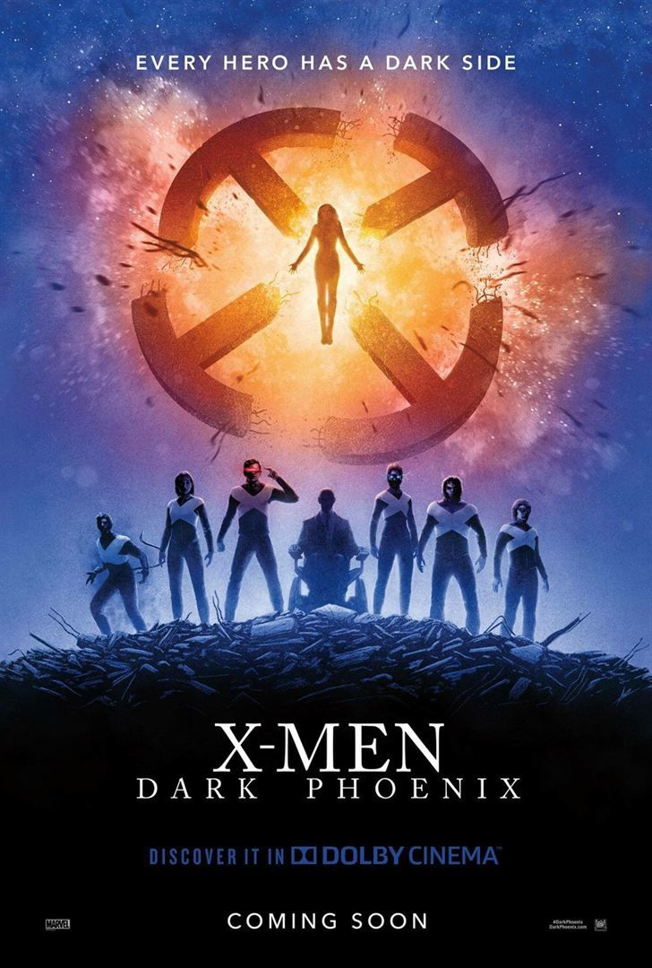 X-Men Dark Phoenix : conférence de presse