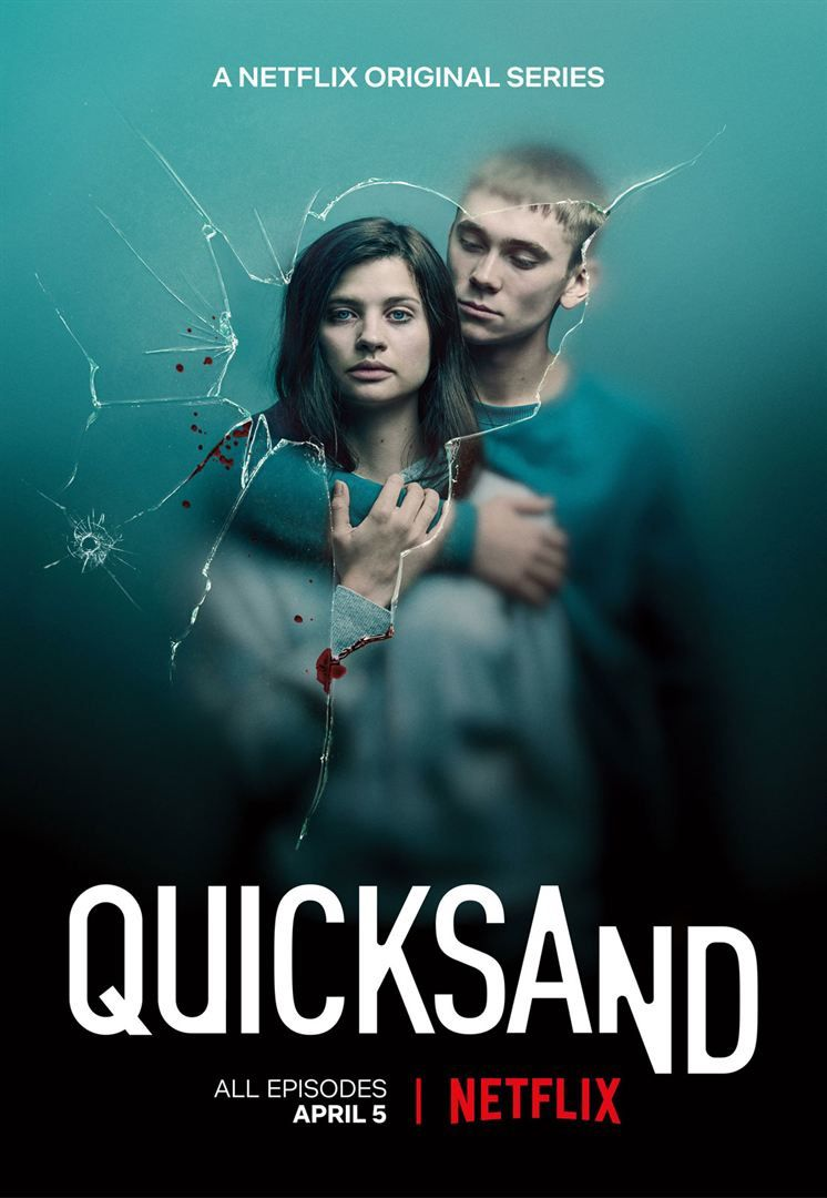 [série] Quicksand - Rien de plus grand