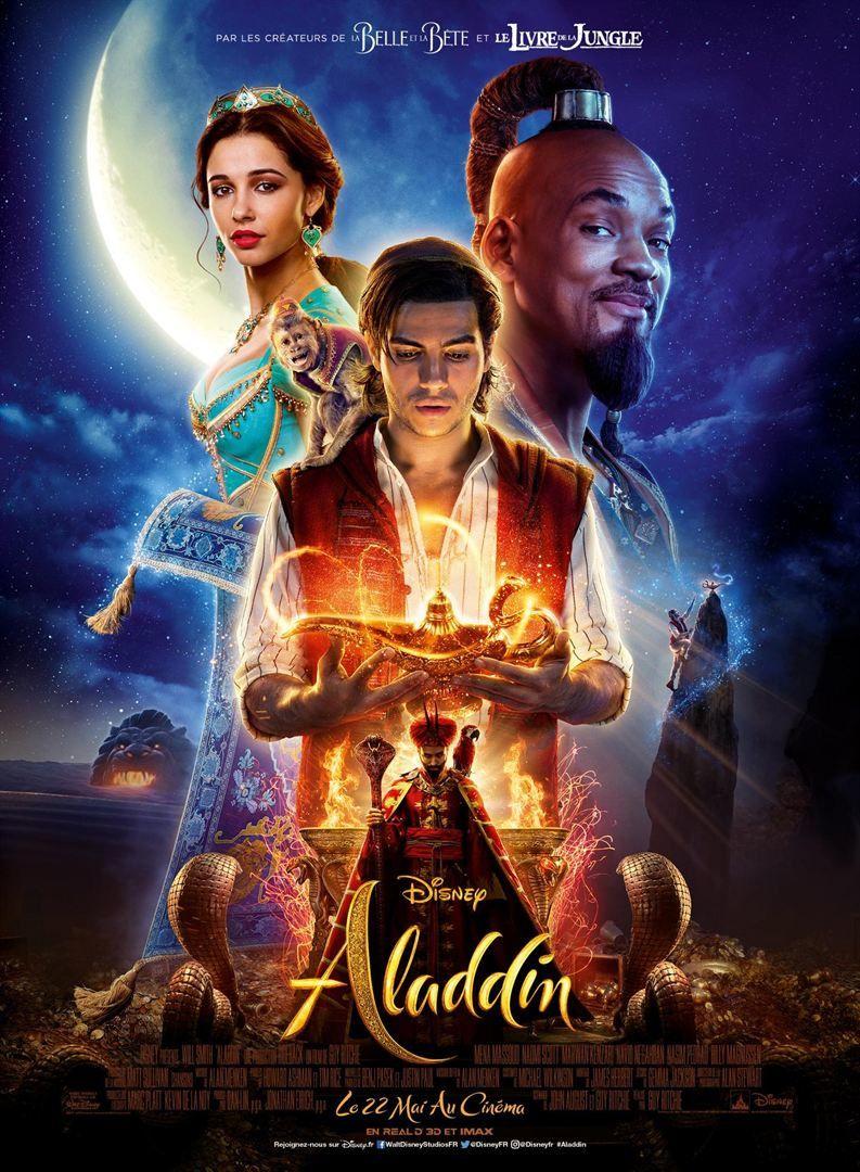 Aladdin : en vidéo le 27 septembre 2019