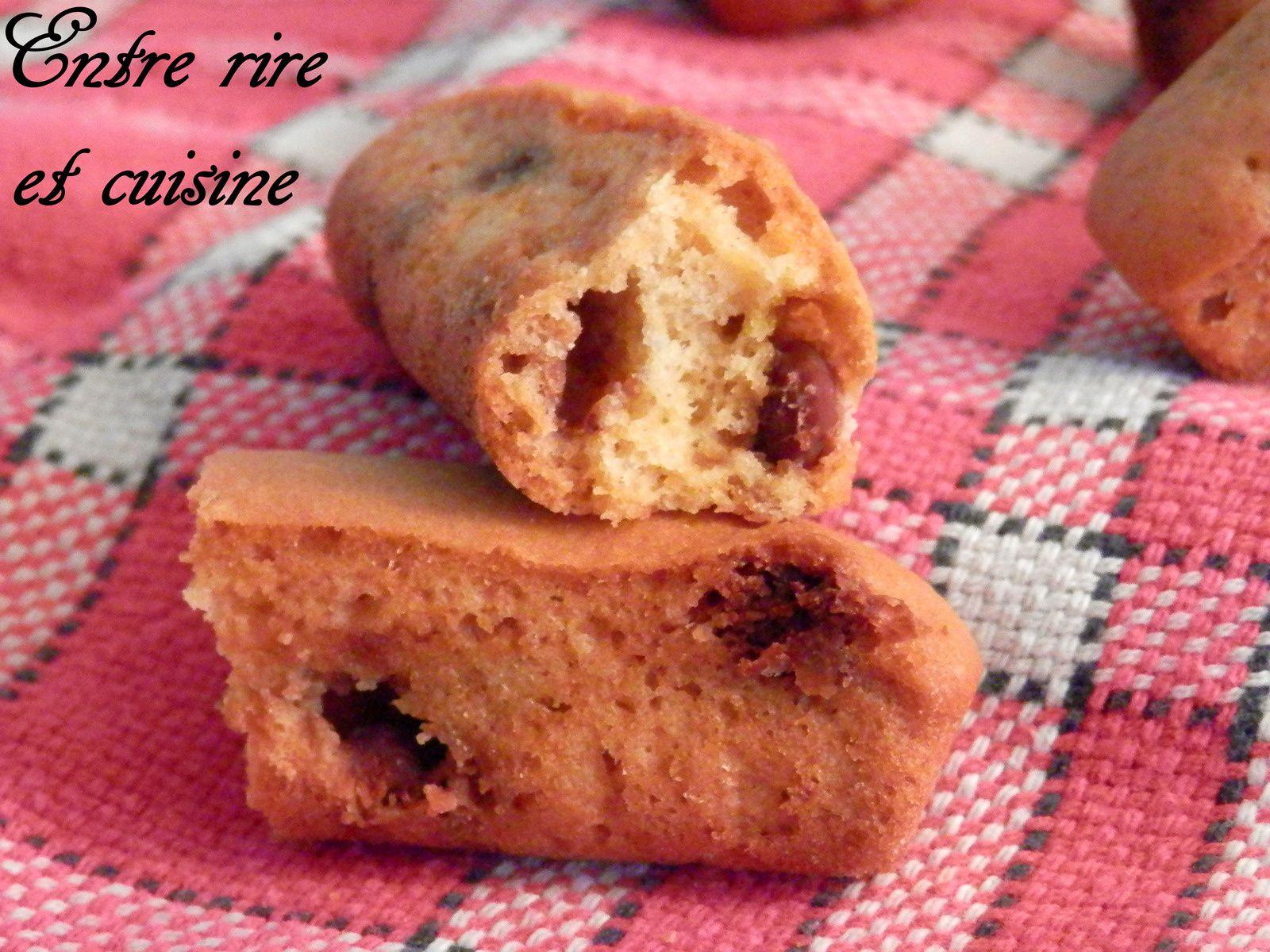 Fingers cookies aux mini-smarties bien croquants®