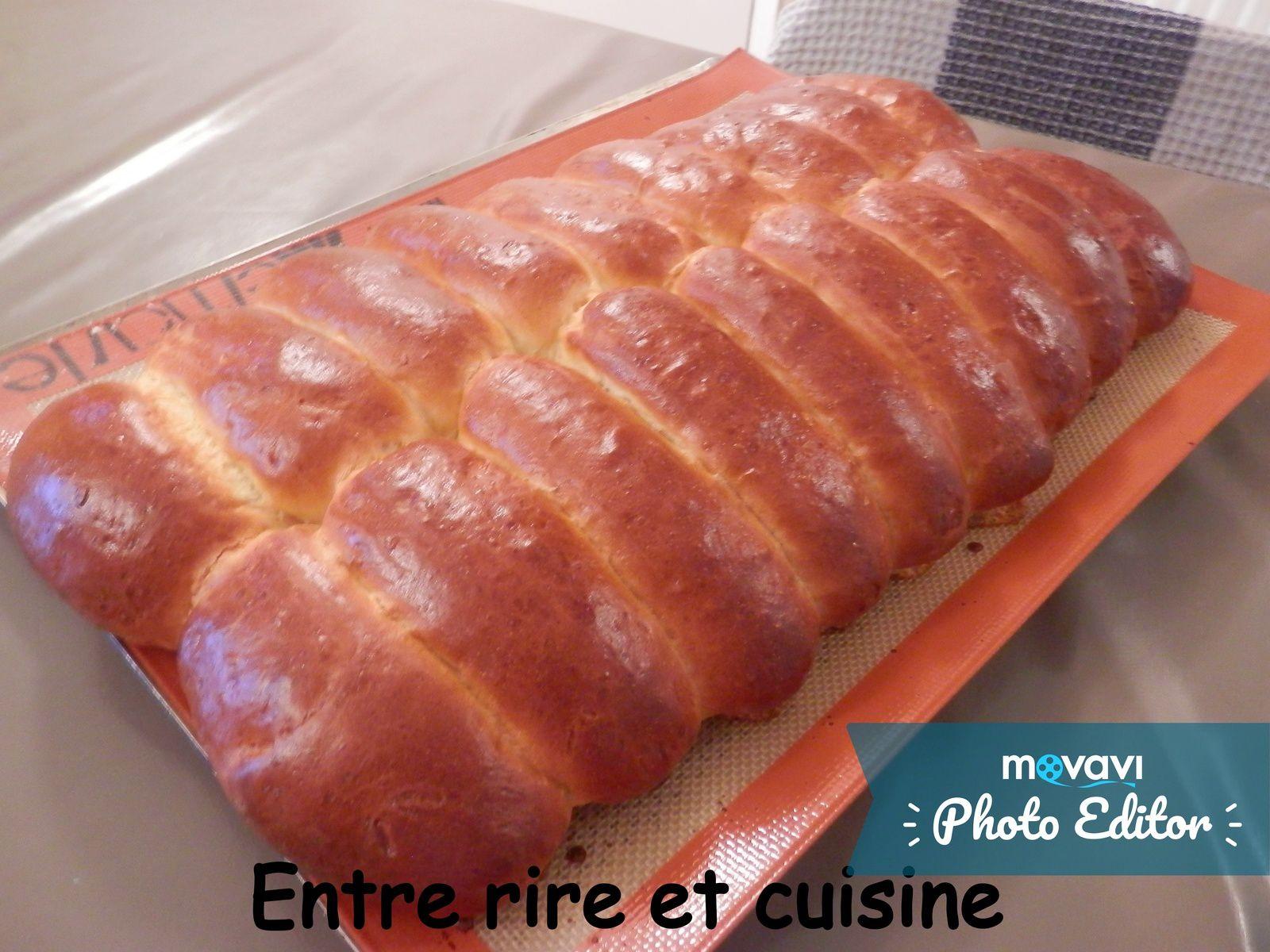 """Thewekele ou """"Tee wecke"""", pains au lait alsaciens"""