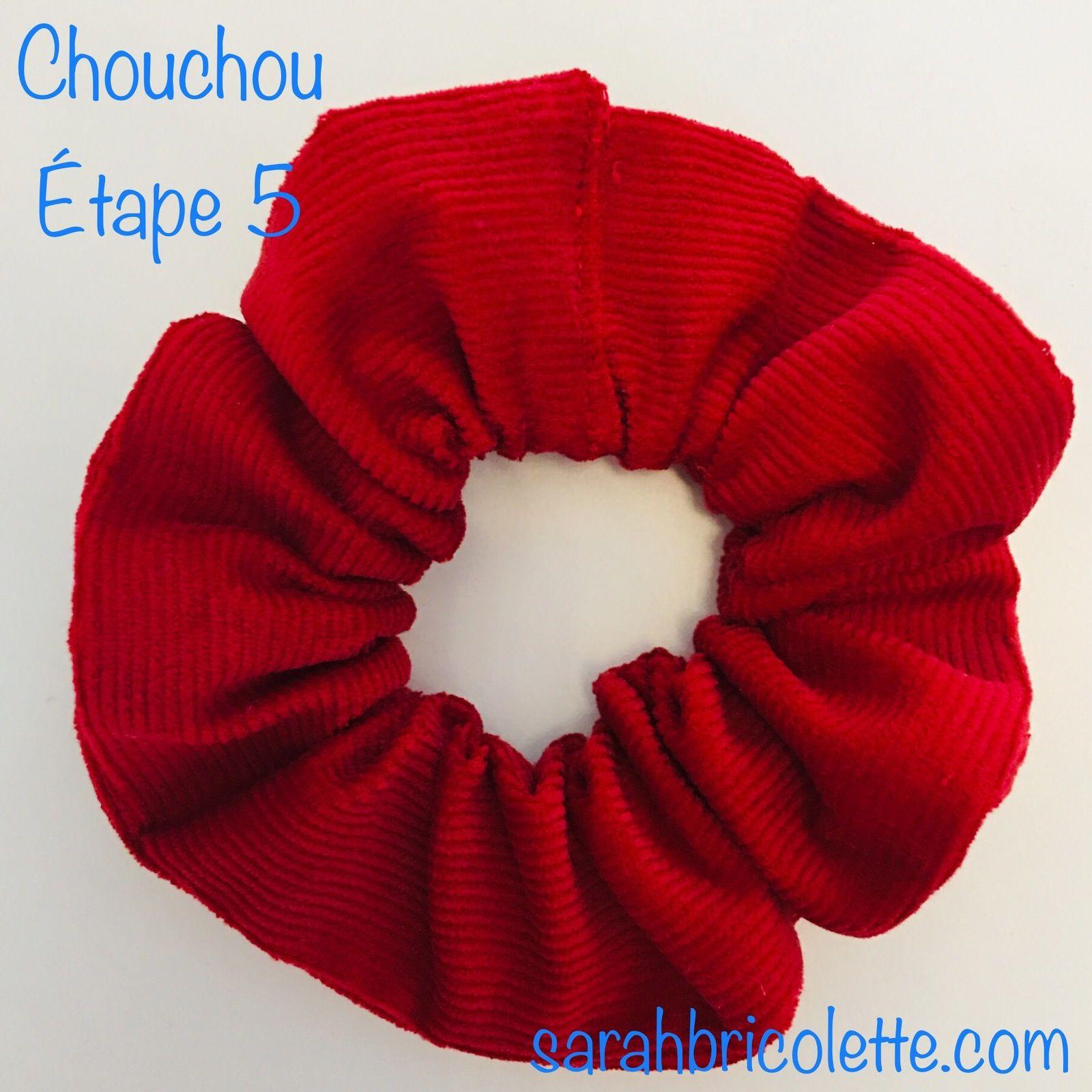 TUTO - Chouchou