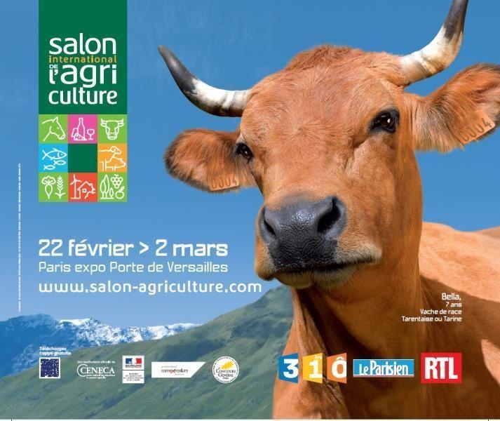 Jouez pour Gagner vos entrées au Salon International de l'Agriculture grâce à Interfel !