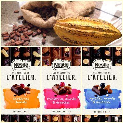 Les Recettes de l'Atelier Nestlé