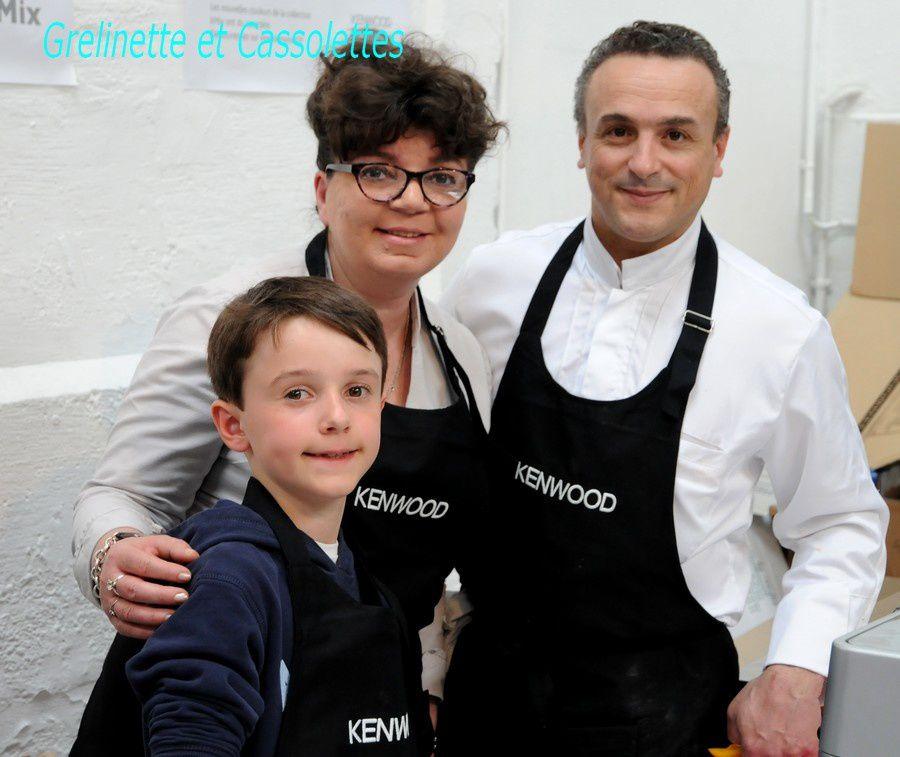 Salon du blog Culinaire Parisien