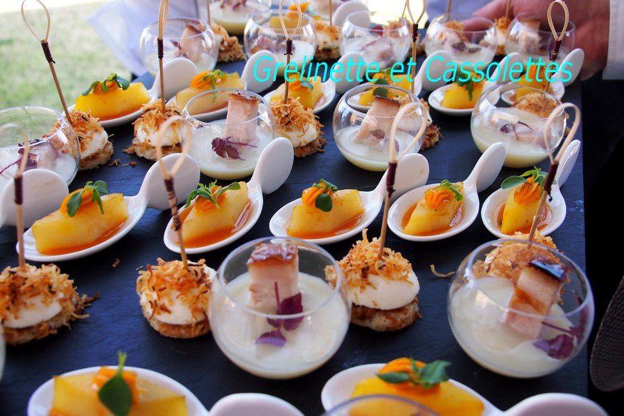 Dîner gastronomique à l'Atalante