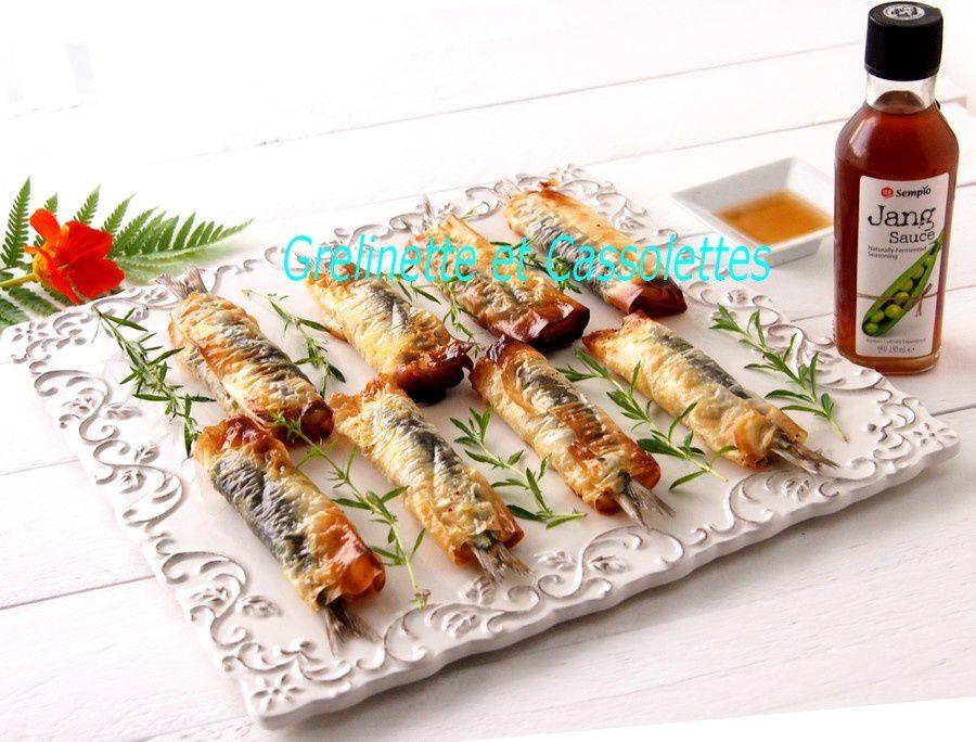 Sardines à la Sauge, croustillantes et moelleuses