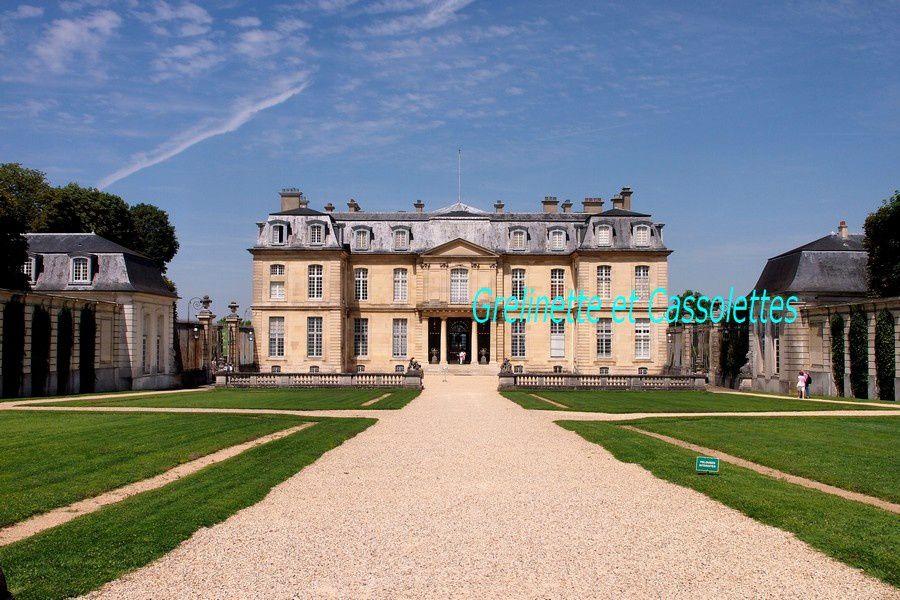 On croque au Château de Champs