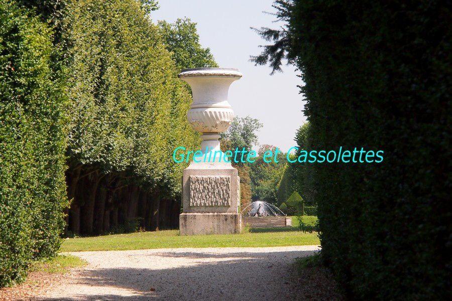 L'If remarquable du Château de Champs