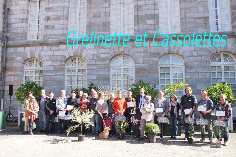 La Fête des Plantes d'Automne de Saint Jean de Beauregard