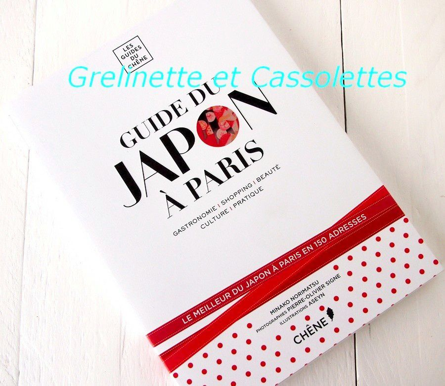 Le Guide du Japon à Paris