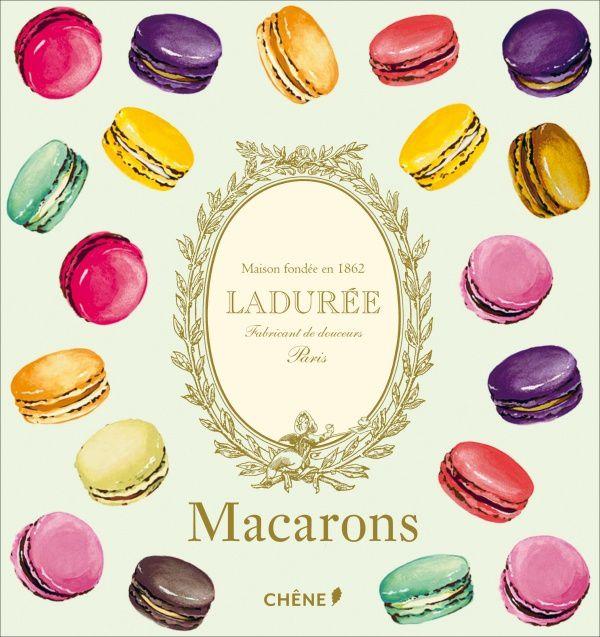 Macarons, Livre coffret Ladurée