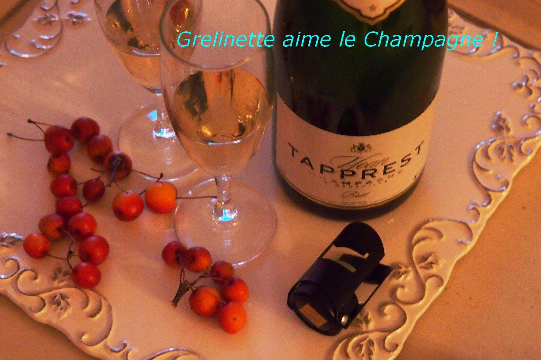 Je viens d'être jury du Concours de Champagnes de Vignerons à l'Assiette Champenoise, chez Arnaud Lallement