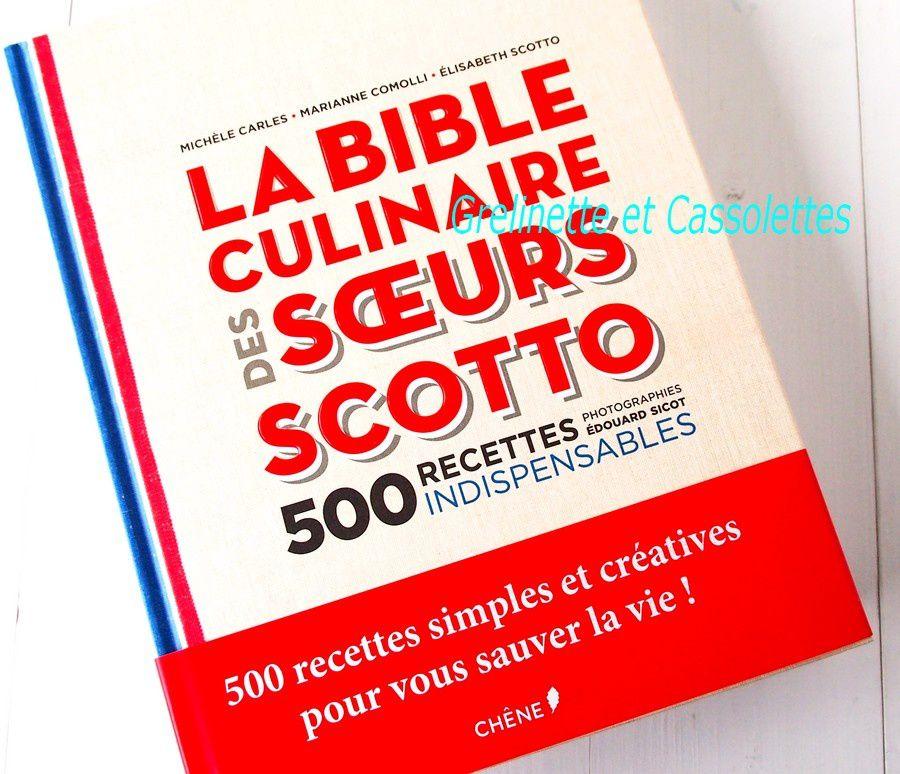 La Bible culinaire des Sœurs Scotto
