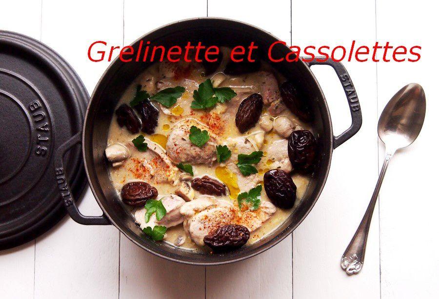 Filet Mignon à la Moutarde et aux Pruneaux, Cuisson Courte