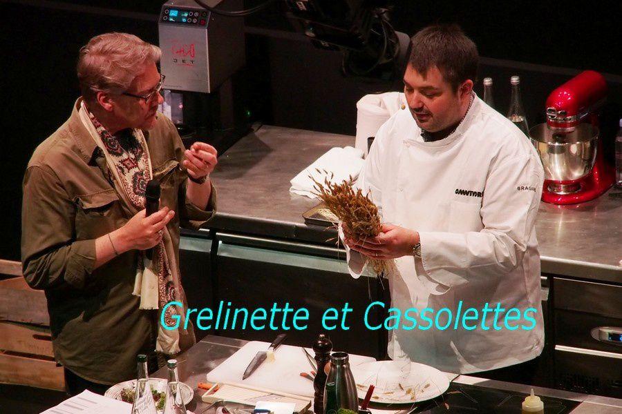 Jean François Piège à Omnivore : Food Scoop