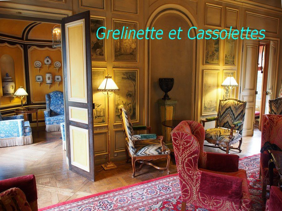 Week End au Chateau de Courcelles