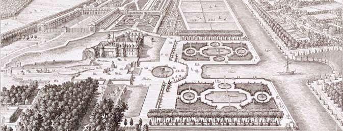 Chantilly et Le Nôtre