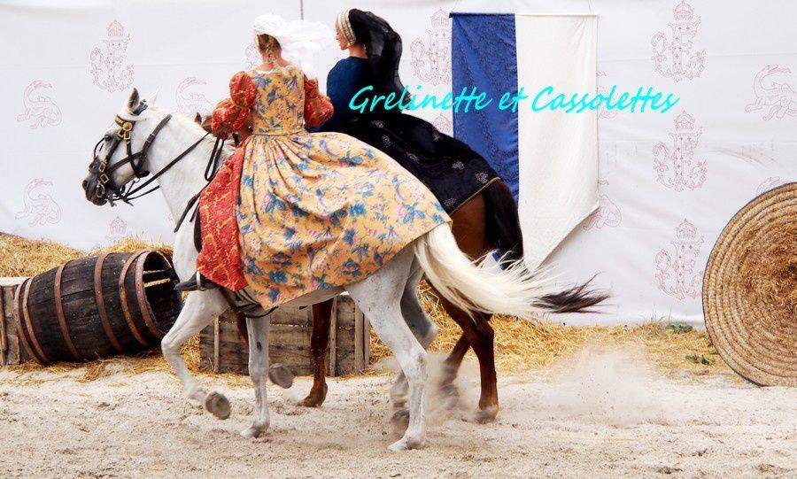 """Spectacle équestre à Chambord, """"dans la forêt de l'Histoire"""""""