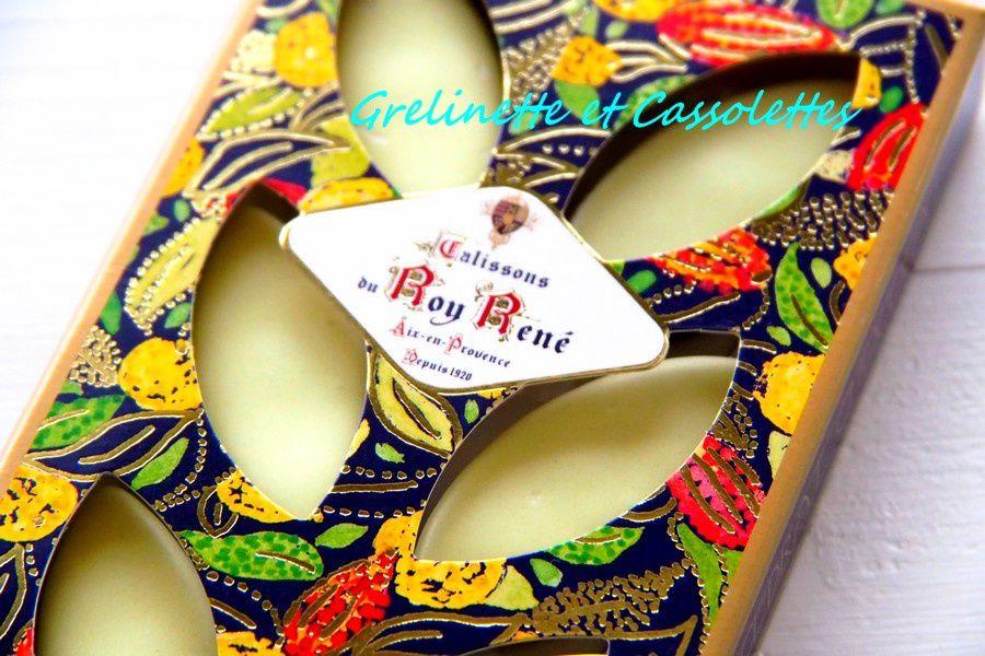J'ai Testé les Calissons Cedrat Chocolat du Roy René